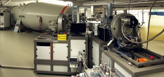 AMS - Accelerator Mass Spectrometry